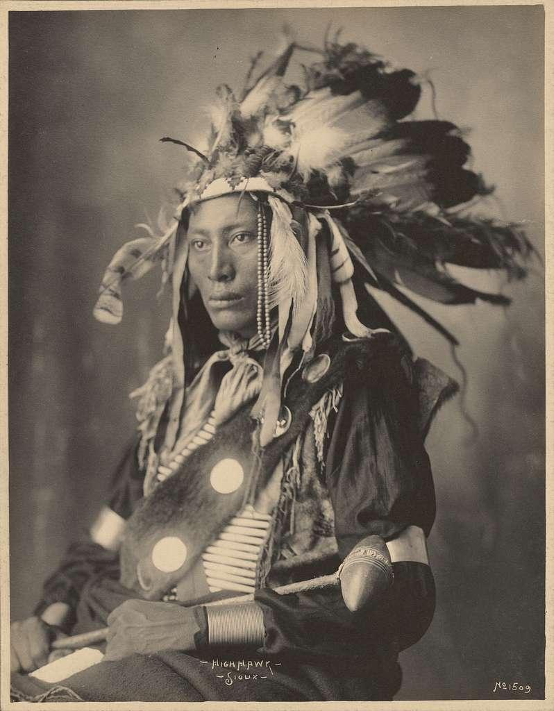High Hawk, Sioux