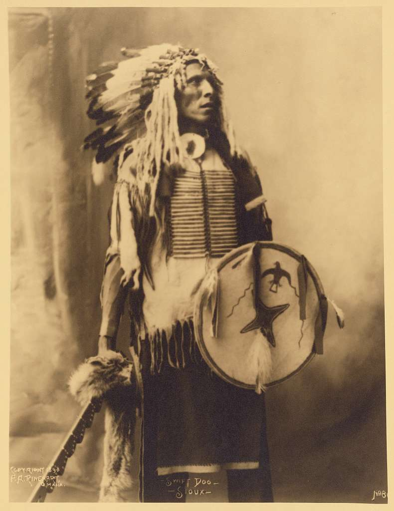 Swift Dog, Sioux
