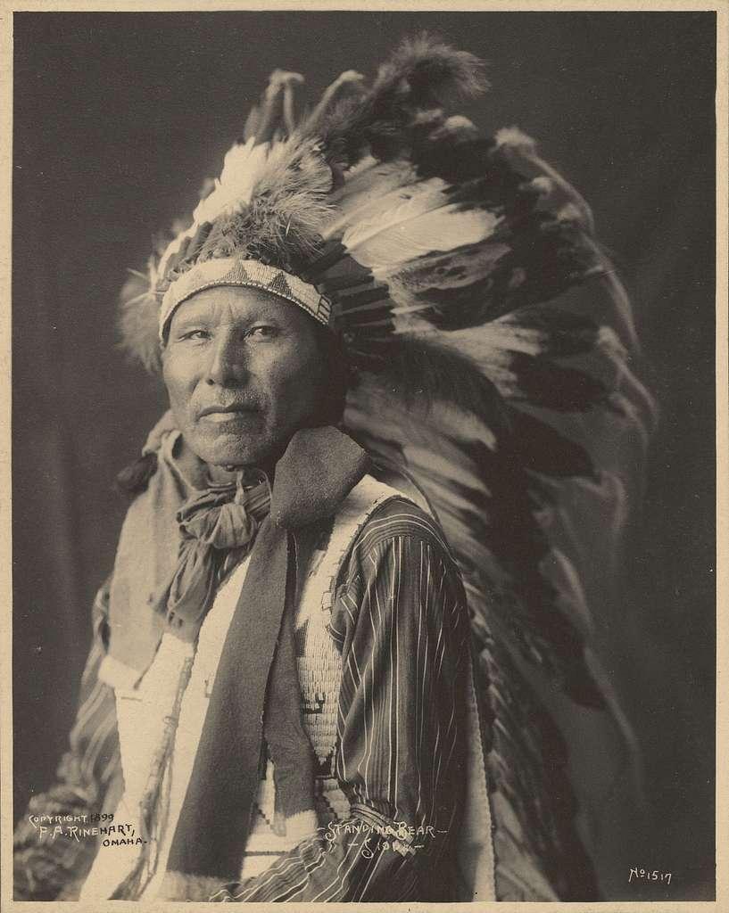 Standing Bear, Sioux